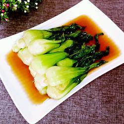 蚝油油菜的做法[图]