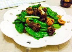 鲜味杂炒荷兰豆