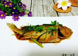 煎焖黄花鱼