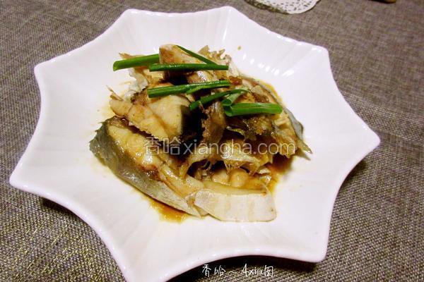 香煎鲳鱼块