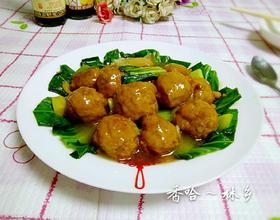 肉丸烧白菜