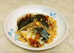 蚝油煎鲭鱼