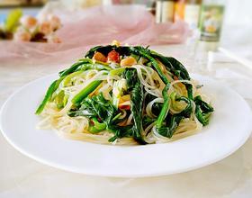 芥末菠菜[图]