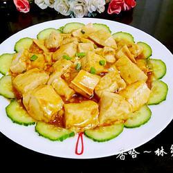 卤汁豆腐的做法[图]