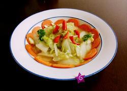 老北京醋熘白菜