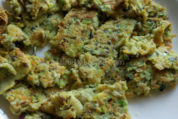 bb辅食()鸡蛋饼