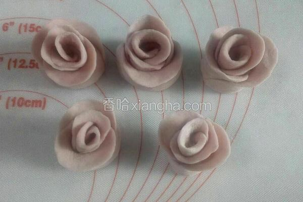 香甜玫瑰花