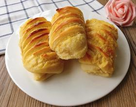 汤种椰蓉面包