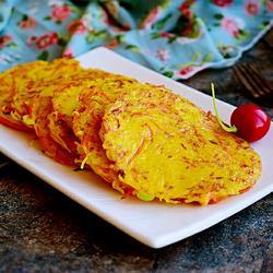 黄金土豆饼的做法[图]