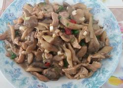 秘制蒜蓉蚝油蘑菇