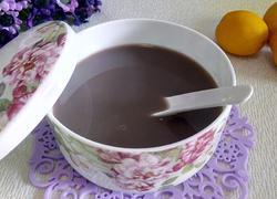 红豆红枣养颜补血豆浆