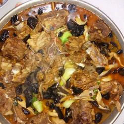红油羊蝎子锅的做法[图]
