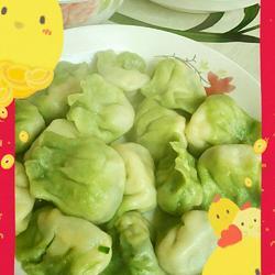 小白菜饺子成长记