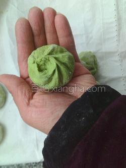 汽球玫瑰花的制作方法-之小小豆沙包的做法