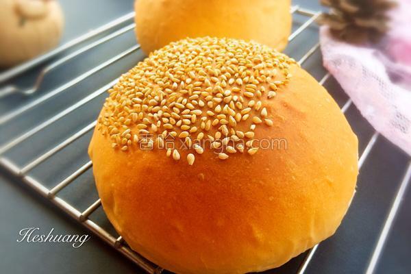 poolish(波兰种)汉堡胚