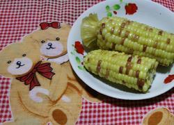 煮甜粘玉米
