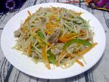 豆芽菜炒肉的做法[图]