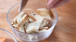 豆豉香干回锅肉的做法图解7
