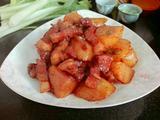 红烧马铃薯五花肉块的做法[图]