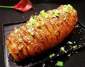 培根风琴烤土豆[图]