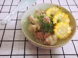 冬瓜玉米排骨汤的做法[图]
