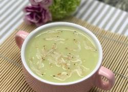 南瓜浓汤(豆浆机版)