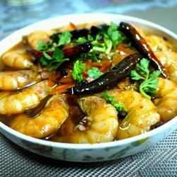 盆盆水煮虾