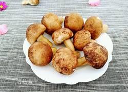 香菇包(红豆沙)