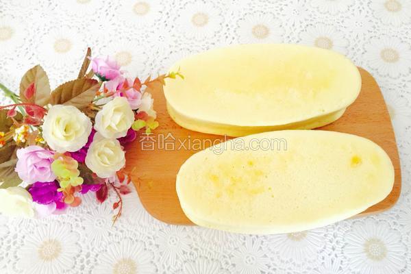 酸奶蛋糕(健康无油低糖版)