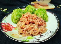 猪肉白菜饺子馅