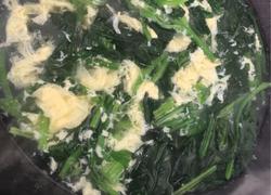 菠菜汤(清淡)