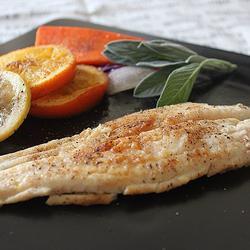 香橙纸包鱼