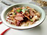 腊肉煮豆腐干的做法[图]