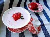 草莓奶昔#甜品的做法[图]