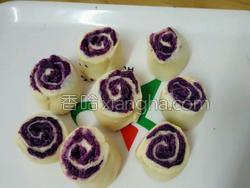 紫薯面包的做法图解7