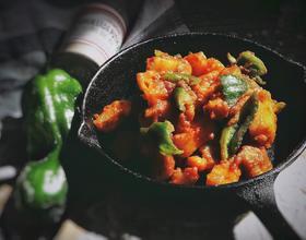 菠萝咕咾肉(健康 低脂免油炸)