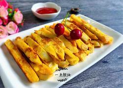 黄金薯条馒头(无油版)