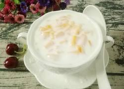 酸奶芒果大果粒