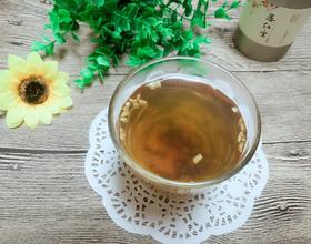 生姜红茶饮 减肥必备