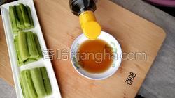 麻酱黄瓜的做法图解7