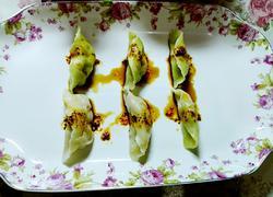 萝卜肉饺子