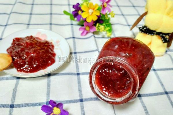 自制草莓酱的做法