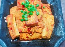 豆瓣酱红烧豆腐