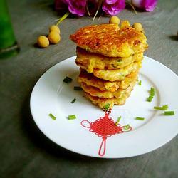玉米燕麦饼