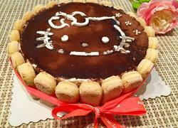 提拉米苏蛋糕(八寸)