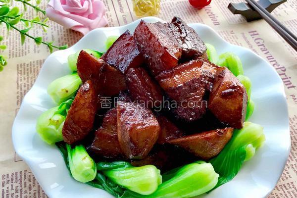 茨菇烧肉的做法