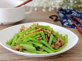芹菜炒肉的做法[图]