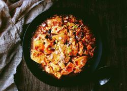 麻婆豆腐 十分钟无油健康版
