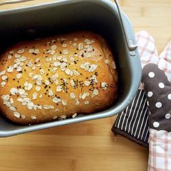 面包机玉米提子吐司
