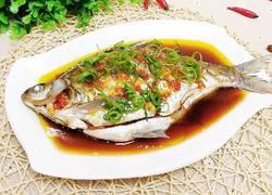 清蒸鳊鱼(蒜蓉剁椒版)